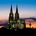 .. . Cologne Cathedral . ..