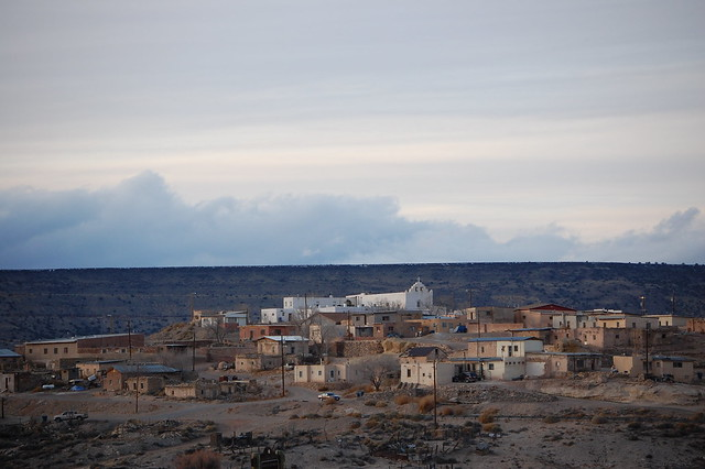 New Mexican Pueblo