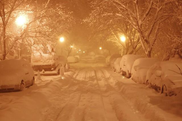 A Random DC Street