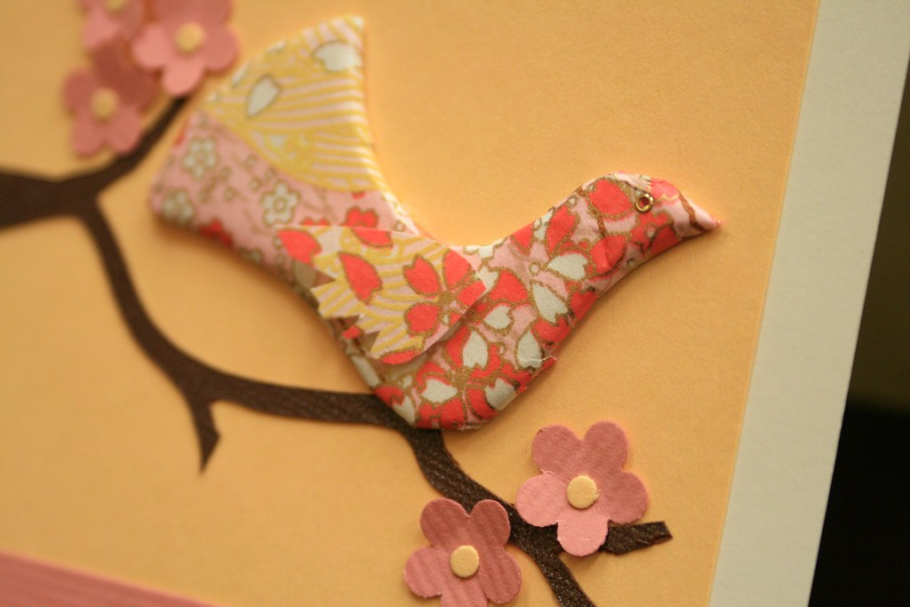 Japanese Paper Quilting Cards- February 2010 | Japanese Pape
