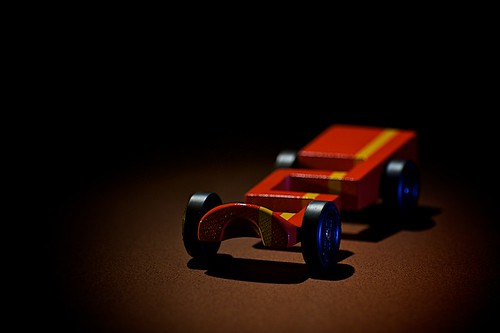 car race nikon scouts sb80dx cubscouts pinewoodderby project365 pocketwizard strobist 70300mmf4556gvr d700 sb900 3652010 365201002