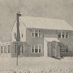 R. O. Austin, contractor and builder, used photographs of four homes built by his company in the Upper Arlington development in his advertisement. The homes were: the Carmack home at 1740 Roxbury Road, the Wescott home at 1811 Bedford Road, the Palmer home at 1789 Bedford Road, and the Hollar home at 1952 Concord Road. This image available online at the UA Archives >>View the related 'Norwester' magazine advertisement at the UA Archives >>----------------------------------------Identifier: hinw02p029i02Date (yyyy-mm-dd): c. 1917-12Original Dimensions: 3.8 cm x 3.2 cm Format: Black and White Halftone PhotographSource: Norwester, December 1917, page 29Original Publisher: Upper Arlington Community (Ohio)Location/s: Upper Arlington (USA, Ohio, Franklin County)Repository: Upper Arlington Historical SocietyDigital Publisher: UA Archives - Upper Arlington Public LibraryCredit: UA Archives - Upper Arlington Public Library (Repository: UA Historical Society)