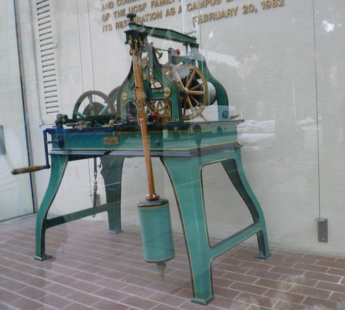 UCSF Clock Mechanism