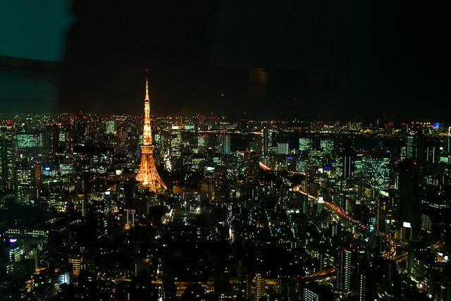 Night View from Roppongi