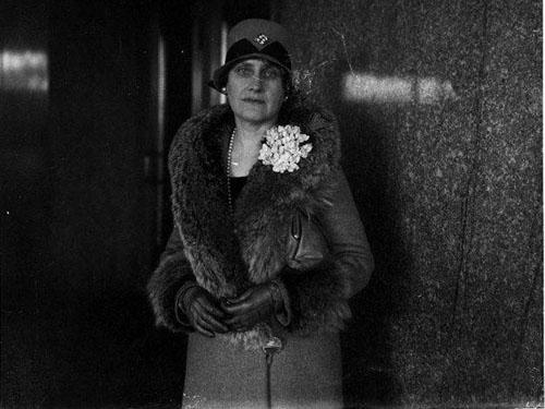 Nellie Tayloe Ross, ca. 1935