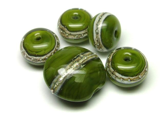 Olive Glimmer