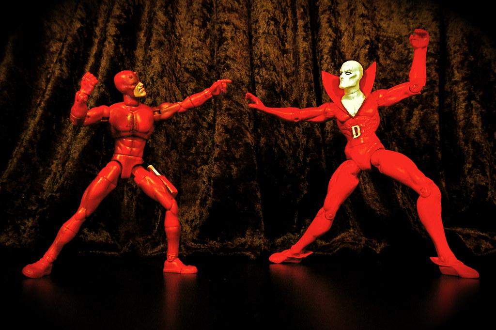 Daredevil vs. Deadman (64/365)