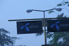 signage, light fixture, street light, billboard, blue, advertising,