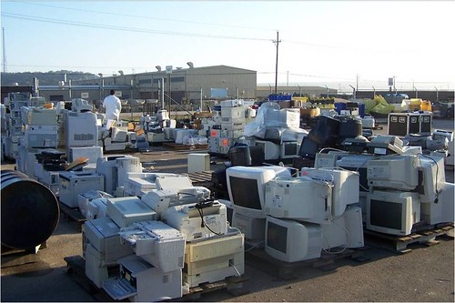 Electronic Scrap Recycling