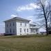 54 Litchfield - Brick Farmhouse by Rural Michigan Architecture