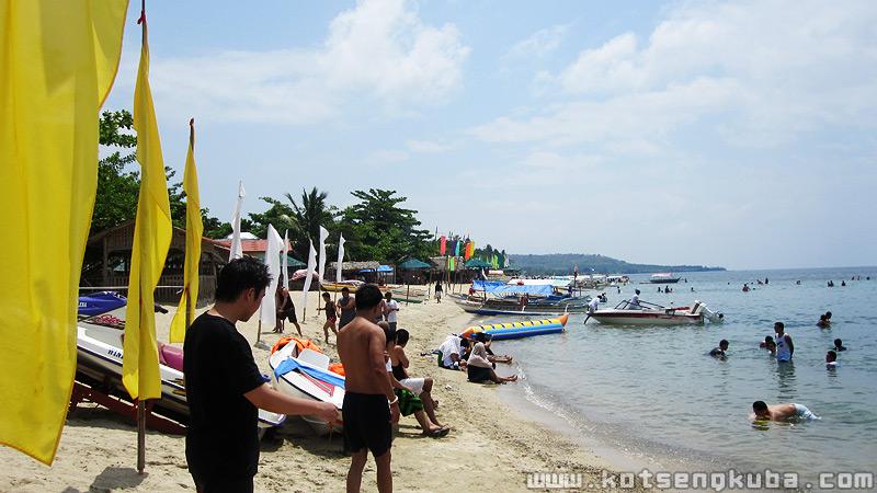 Laiya Beach Resorts
