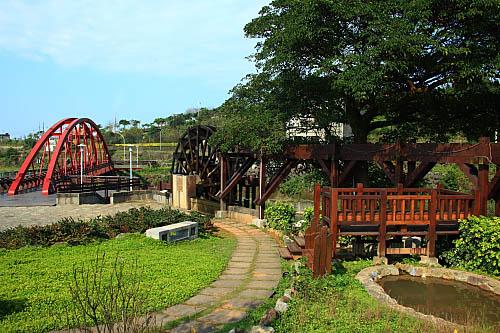 92H3八連溪生態步道-福德水車生態公園