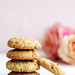 Oatmeal cookie with pink peppercorn by StuderV