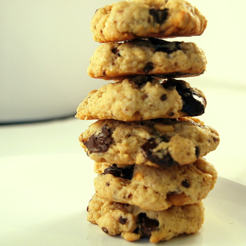 erdnussbutter frischk se schokolade ziemlich leckere kekse kekstester. Black Bedroom Furniture Sets. Home Design Ideas