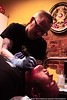 Bryan Reynolds Bryan tattooing KC's