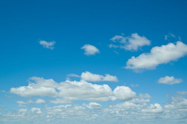 Blue Sky - Cielo Azul