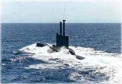 vehicle, ballistic missile submarine,