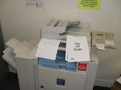 photocopier, document,