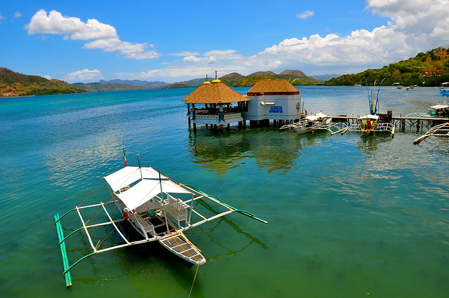 View From Sea Dive Resort Coron Philippines Flickr Photo Sharing