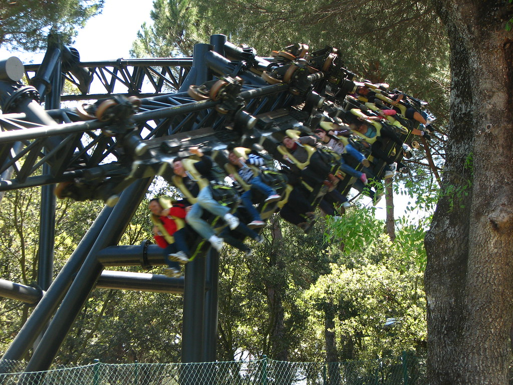 Parque de Atracciones Madrid