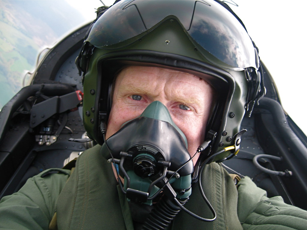 Flying an RAF Hawk