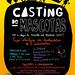 Casting de Mascotas flyer by misako mimoko