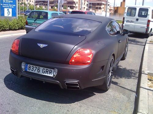 Bentley Mansory Soldado