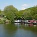 Small photo of Canal Basin, Salterhebble