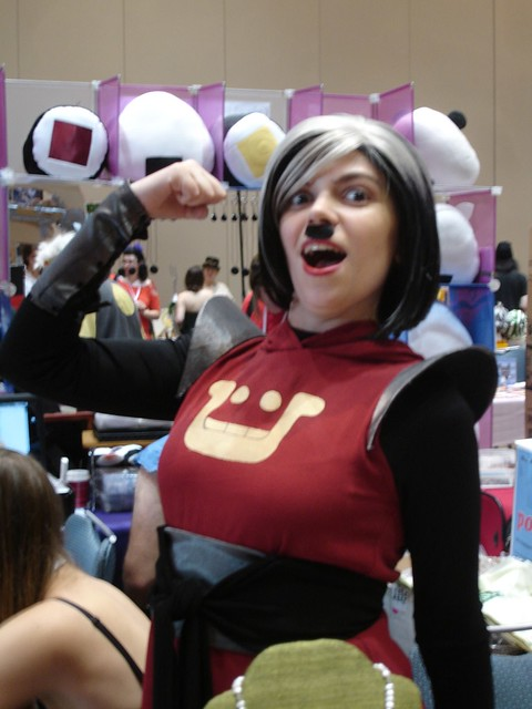 Girl Hitler! - Animazement 2010