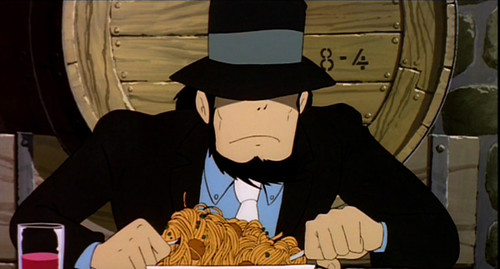 Ghibli feast #8: The Castle of Cagliostro