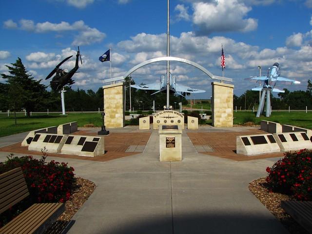 Pratt, Ks. Veterans Memorial Park | Flickr - Photo Sharing!