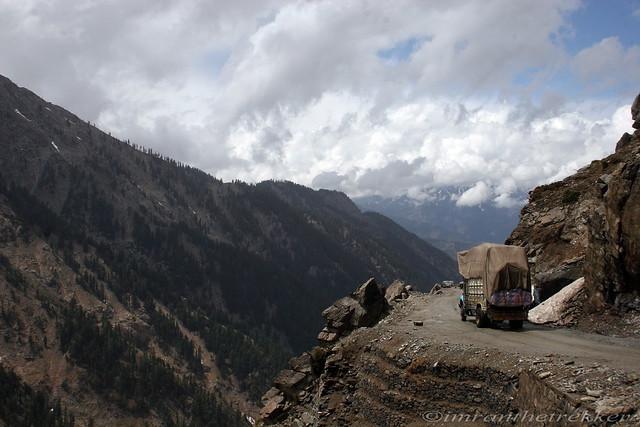 Lowari pass 3100 m, Chitral, Hindu Kush