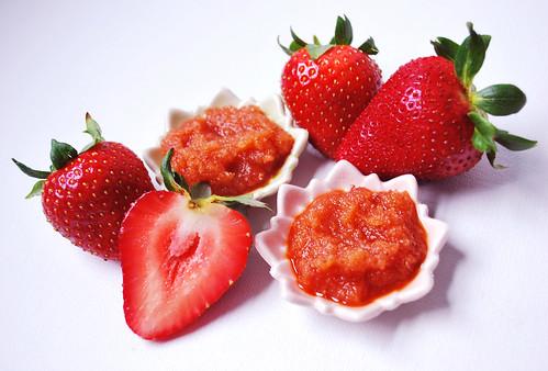 Strawberry Slushy Scrub