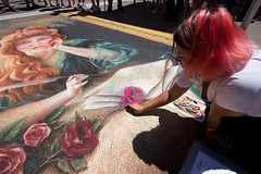 Photograph: Denver Chalk Art Festival 4