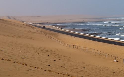 africa sand dune namibia atlanticocean swakopmund skeletoncoast erongoregion q9099560