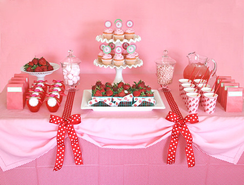 Sweet Strawberry Party