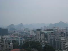 Guilin city by tokyonohana