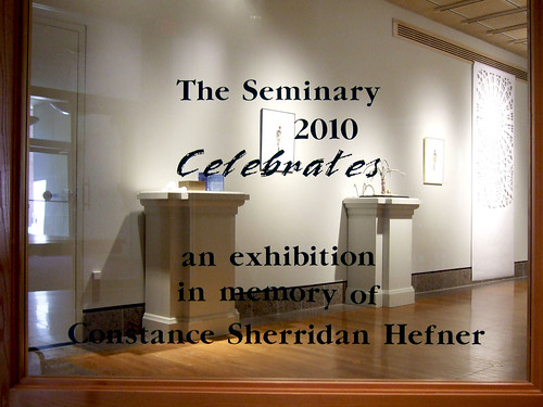 Seminary Celebrates, Installation view