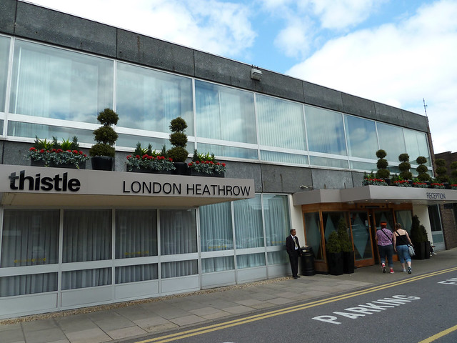 Thistle Hotel London Heathrow