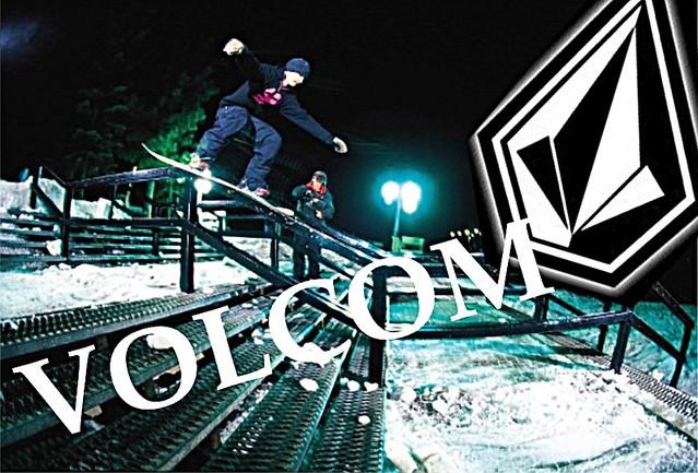 Snowboard wallpaper volcom flickr photo sharing - Photo wallpaper ...