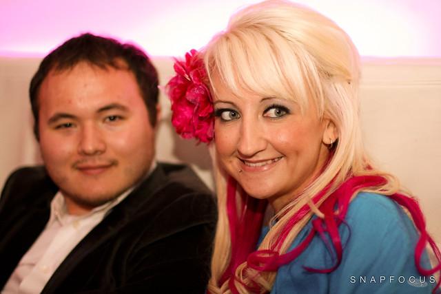 Dale & Laura Wedding - June 9, 2010 - Supperclub SF