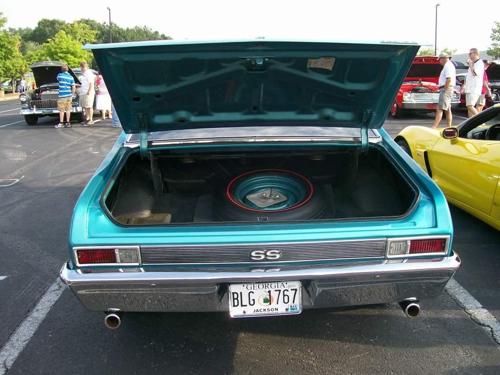 1968 Chevy Nova Ss A Photo On Flickriver