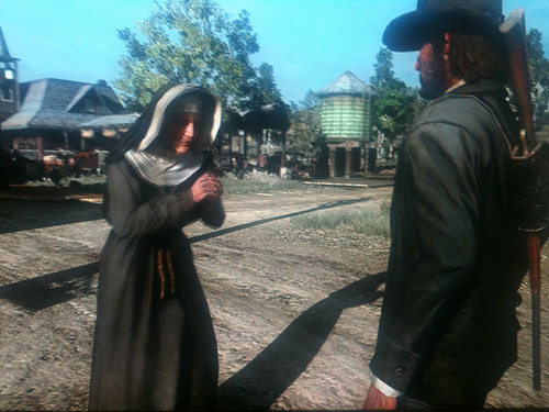 Red dead redemption good deed