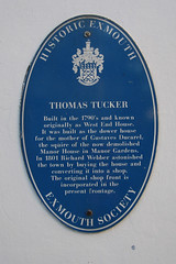 Photo of Blue plaque number 4450