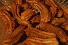 junk food, fried food, food, dish, cuisine, snack food, churro,