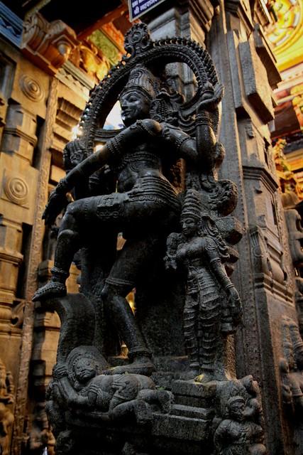 sri meenakshi amman temple madurai