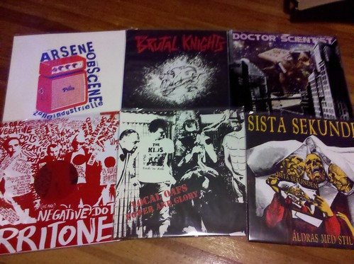 6 Ptrash Club LPs - Too many to list in the body of this twitter post