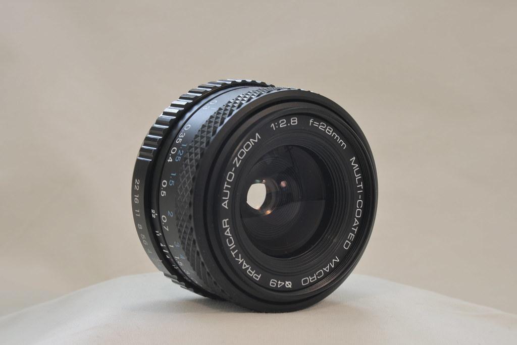 Prakticar Auto-Zoom 28mm 1:2.8 Фото Alexander Olsson by Flickr