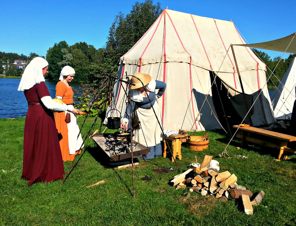 Visiting Häme Medieval Fair in Finland | Live now – dream later travel blog