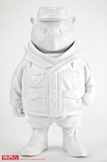 今年你一定要擁有的軟膠玩具!超猛聯名FILTER017 × UNBOX INDUSTRIES 米斯獾軟膠公仔 原型曝光!